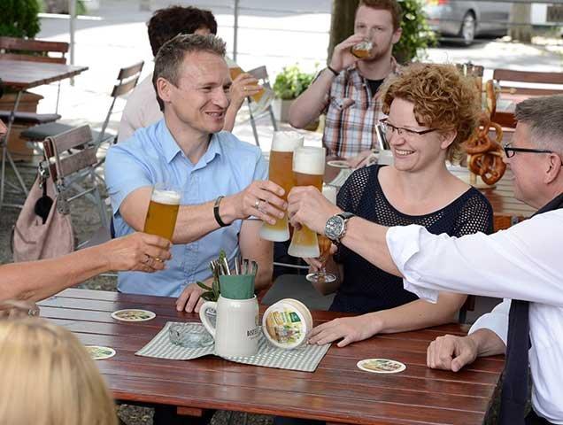 Distelhäuser Biergarten