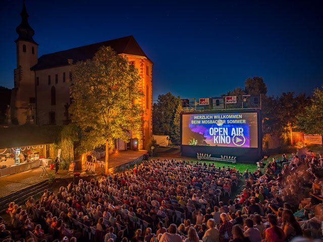 Open Air Kino Mosbach