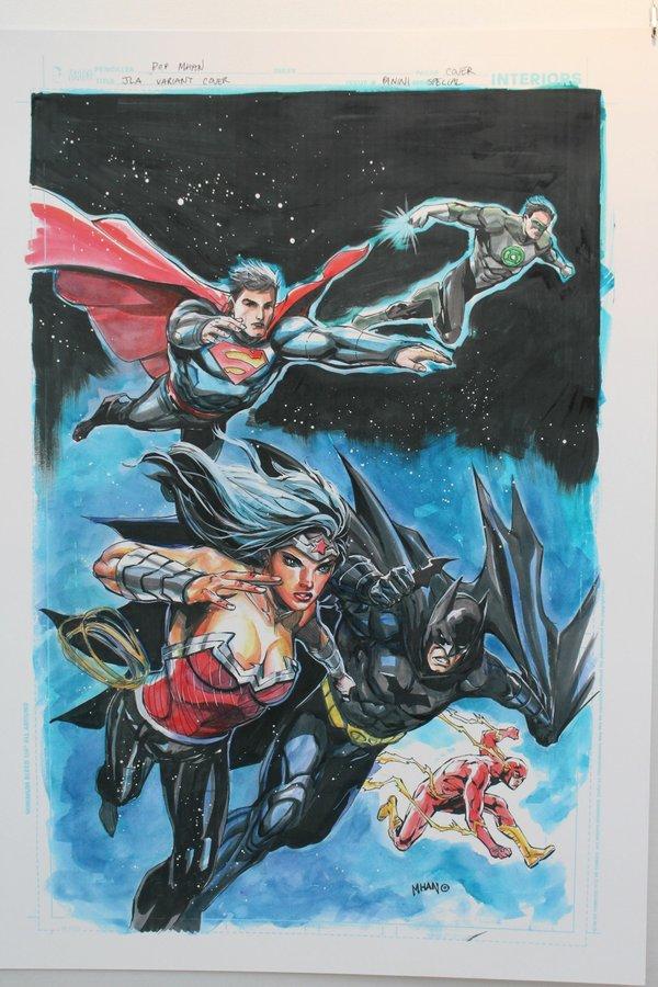 Batman und Wonder Woman