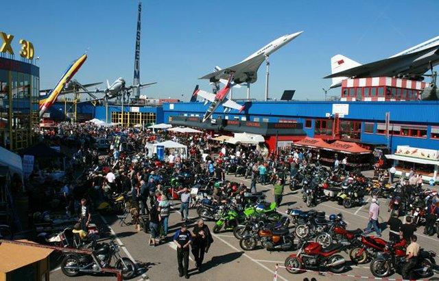 Motorrad Klassikertreffen