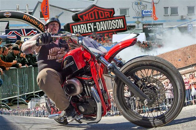 Tag der Harley