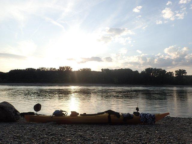 Berenfeld Donau 2
