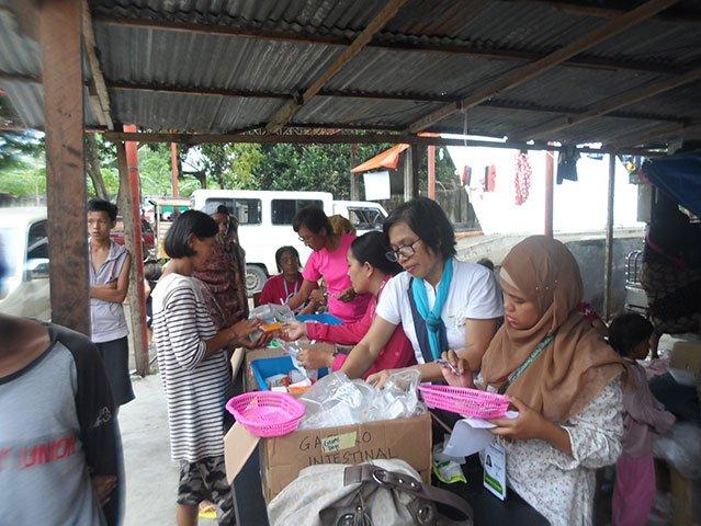Hilfe für IS- Flüchtlinge aus Marawi