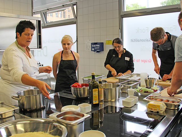 DHBW Heilbronn Foodmanagement