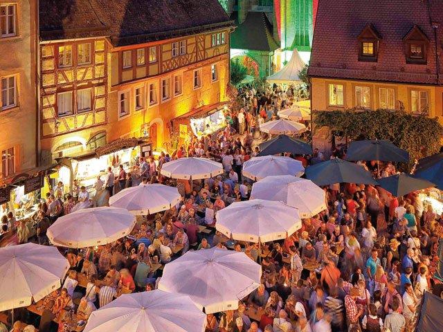 Rothenburger Weindorf