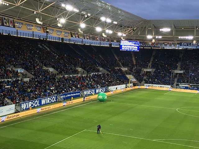 Wirsol Arena Hoffenheim