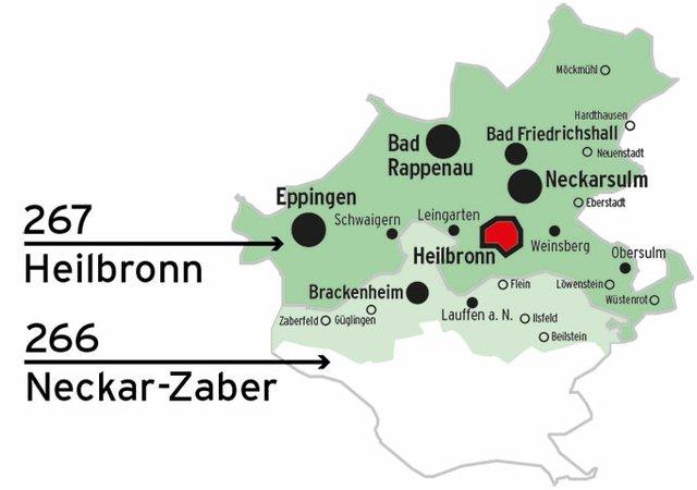 Karte HN