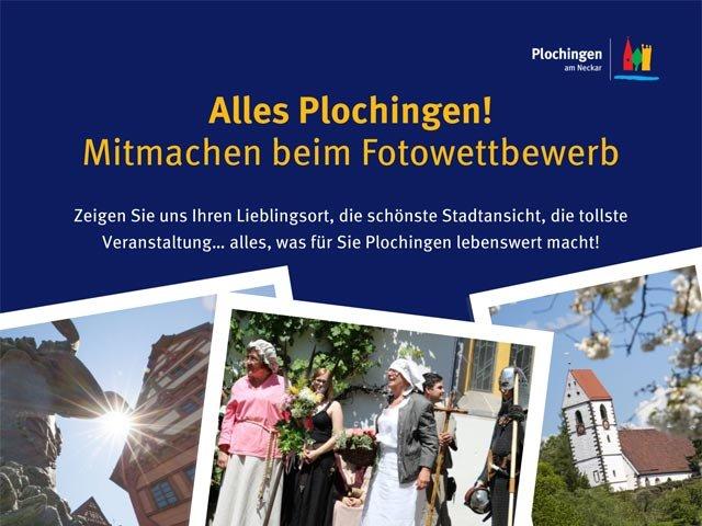 Fotowettbewerb »Alles Plochingen!«