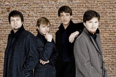 Apollon-musagète-quartett