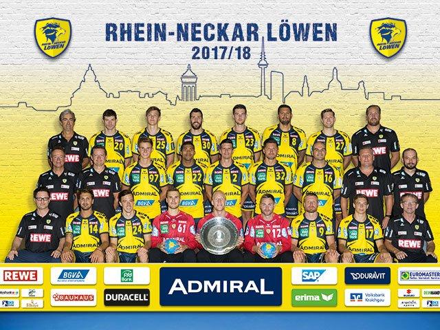 Rhein Neckar Löwen 2017/18