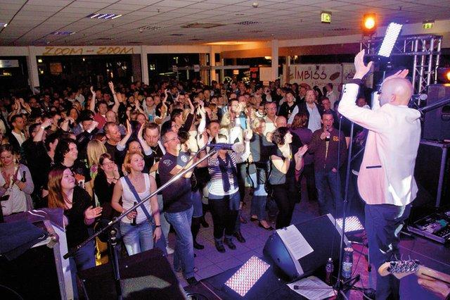 Die große Musiknacht der Autohäuser in Heilbronn