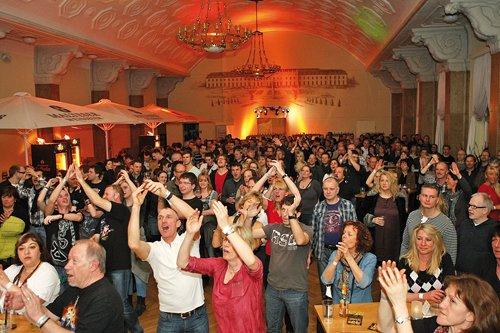 Live-Nacht Ludwigsburg