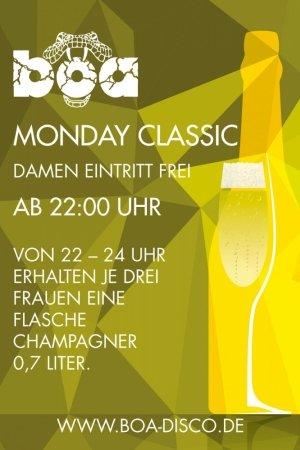 Boa Monday Classics