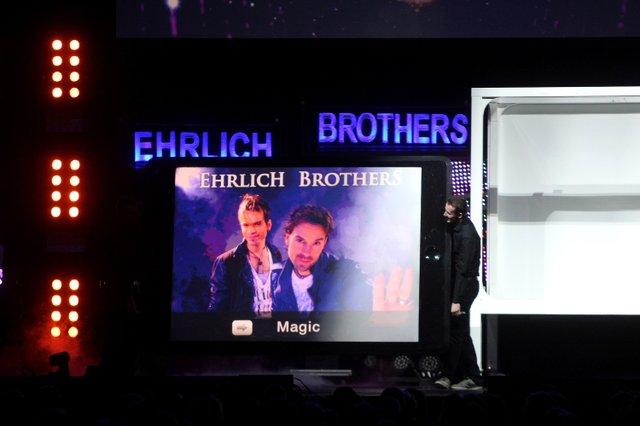 Ehrlich Brothers - Zaubershow