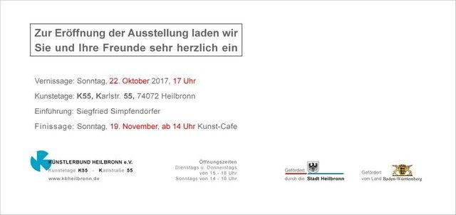 Ausstellung Katja Hirschbiel