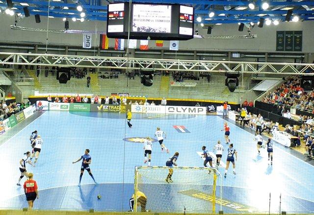 Handball WM Damen