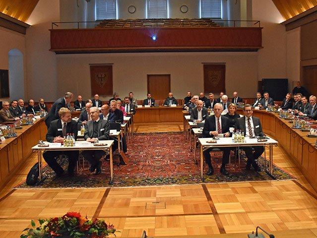 Wirtschaftsgespräche Heilbronn 2017