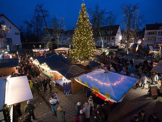 Weihnachtsmarkt Wernau