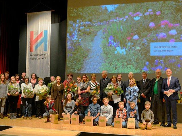 Gewinner Blumenschmuckwettbewerb