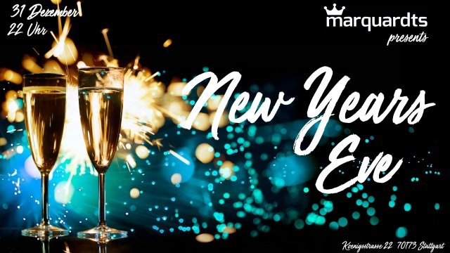 New Years Eve - marquardts 2017