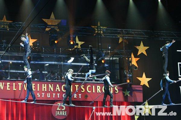 25 Jahre Weltweihnachtszirkus