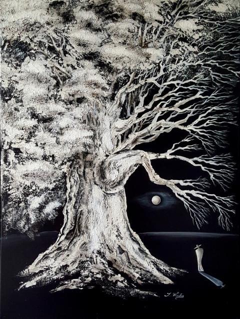 Black & White und ein Hauch von Farbe - 250. Ausstellung
