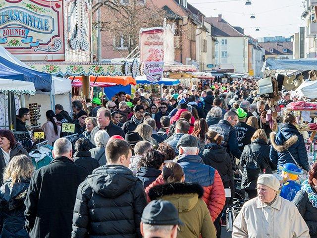 Pferdemarkt Heilbronn