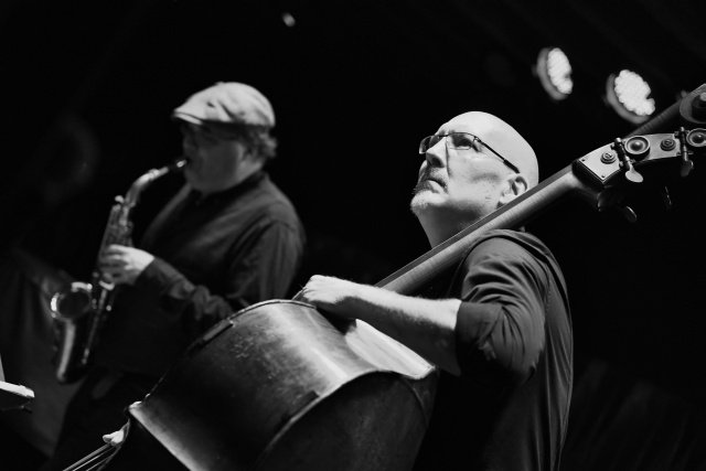 Scott Colley & Benjamin Koppel - The Duo am 24.01.2018 im Bix Ja