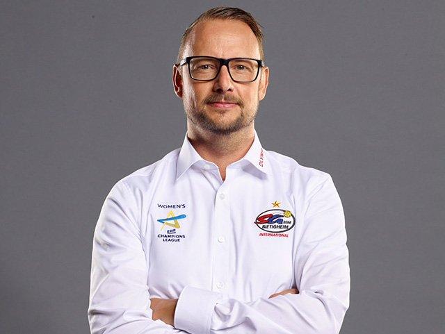 SG BBM Trainer Martin Albertsen
