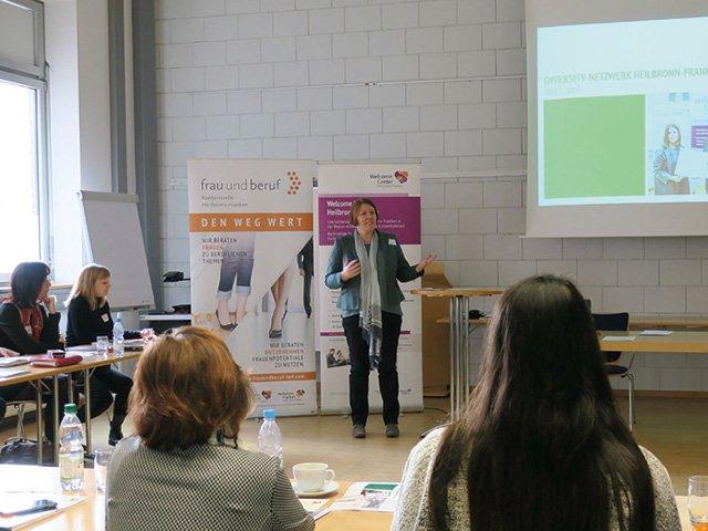 Erstes Diversity-Netzwerktreffen der Unterzeichner der Charta der Vielfalt in Heilbronn-Franken