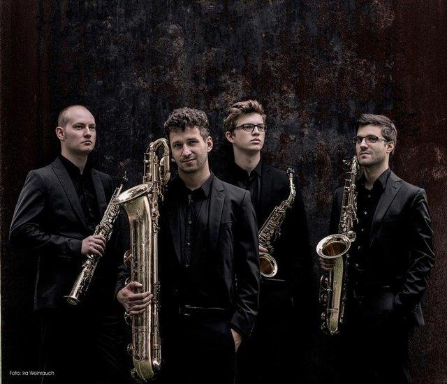 Xenon Saxophonquartett