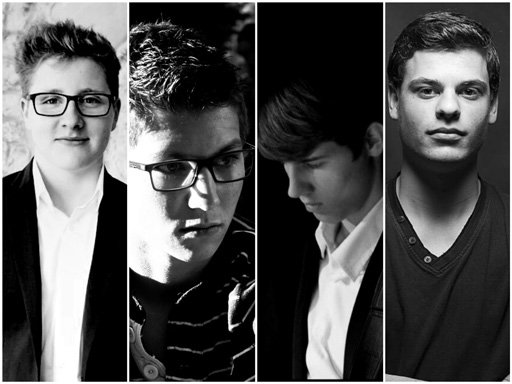 Luca Hladek Quartett
