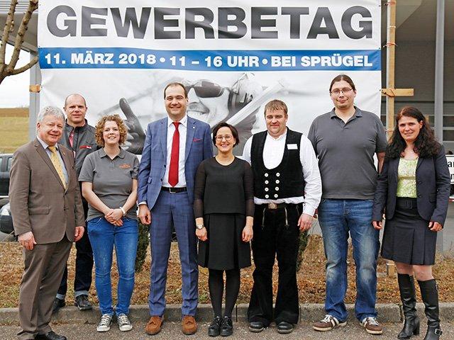 Gewerbetag in Stachenhausen