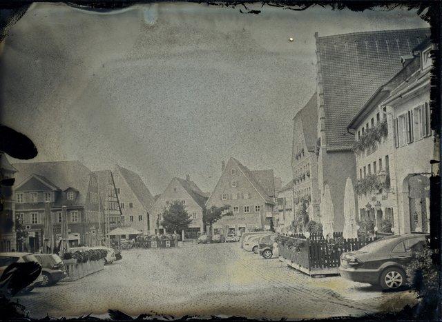 Marktplatz Feuchtwangen