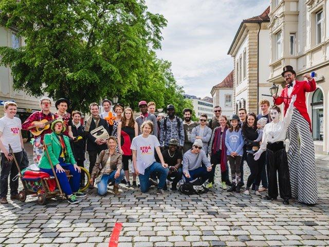 Straßenkunstfestival Esslingen