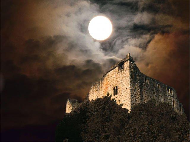 Burgschauspiele Leofels - Gruselkomödie »Dracula«