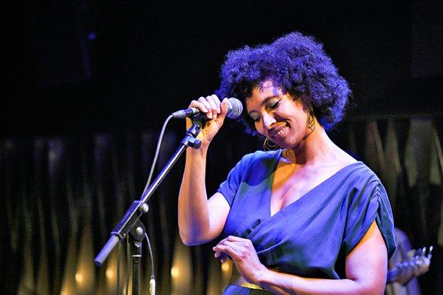 Tokunbo im Bix Jazzclub in Stuttgart am 19.05.2018