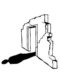 Draussen vor der Tür