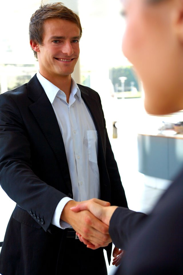 Bewerbung Job Karriere