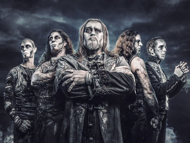POWERWOLF 2018
