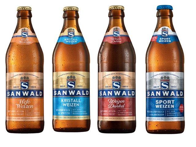 Sanswald Biere DLG Preis