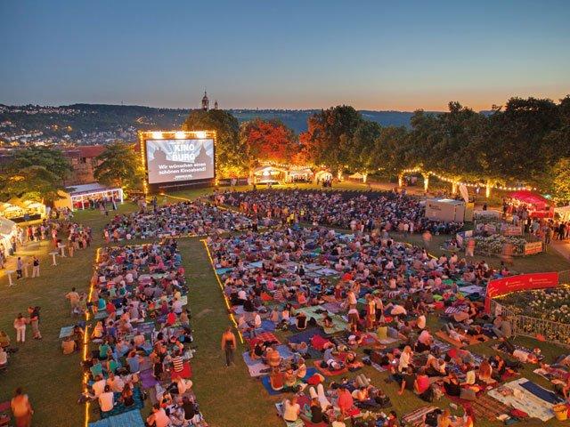 Esslinger Burg Open Air Kino