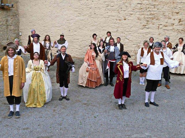 Burgfestspiele Künzelsau 2018