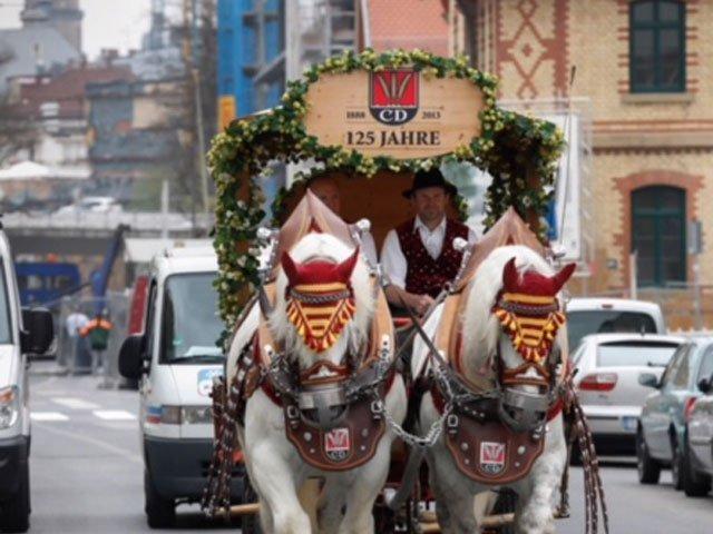 Dinkelacker Zwiebelfest Esslingen