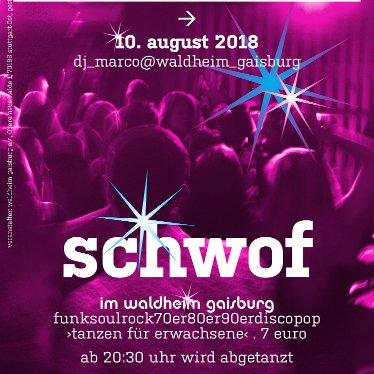 Schwoof