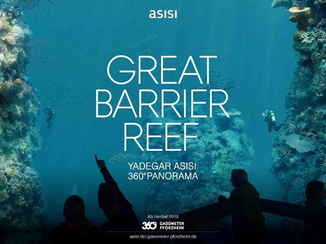 Great Barrier Reef Pforzheim