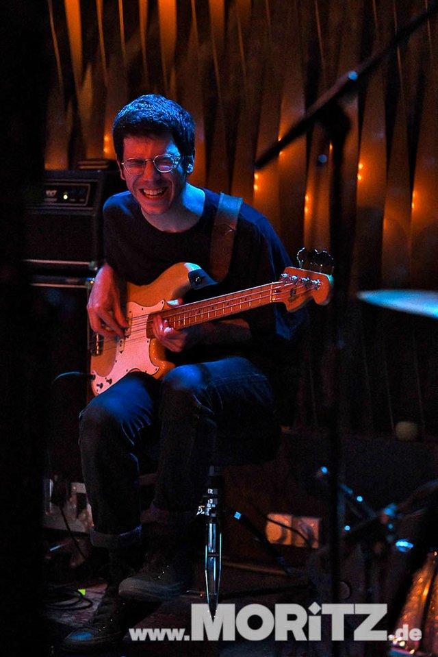 Knower bei den 25. JazzOpen Stuttgart 2018 im Bix Jazzclub