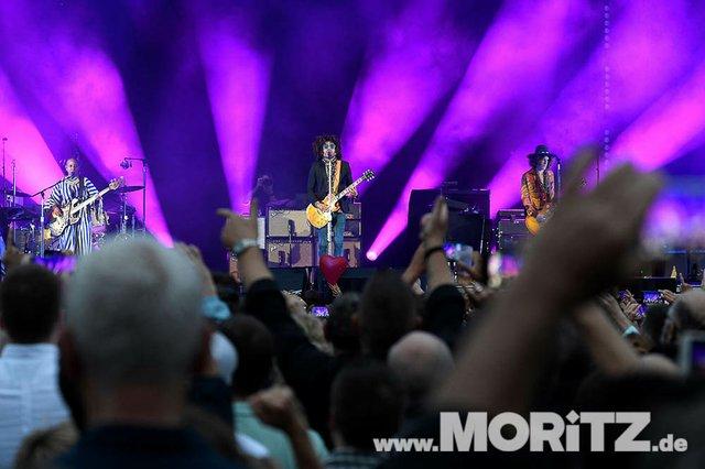 Lenny Kravitz bei den 25. JazzOpen Stuttgart 2018 auf dem Schlossplatz