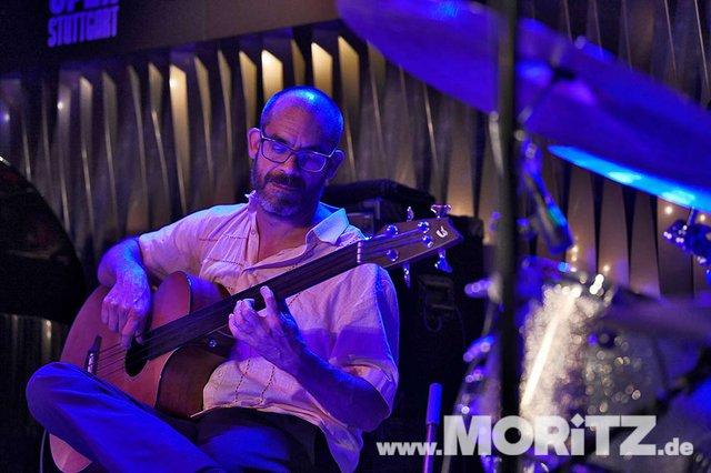 Twana Rhodes bei den 25. JazzOpen Stuttgart 2018 im Bix Jazzclub