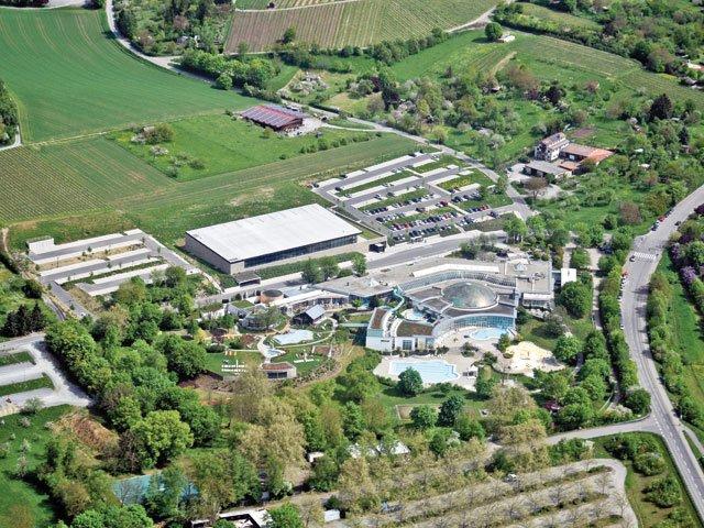 Die Zukunft des Neckarsulmer Erlebnisbads Aquatoll ist gesichert: Das Bad wird saniert und modernisiert.
